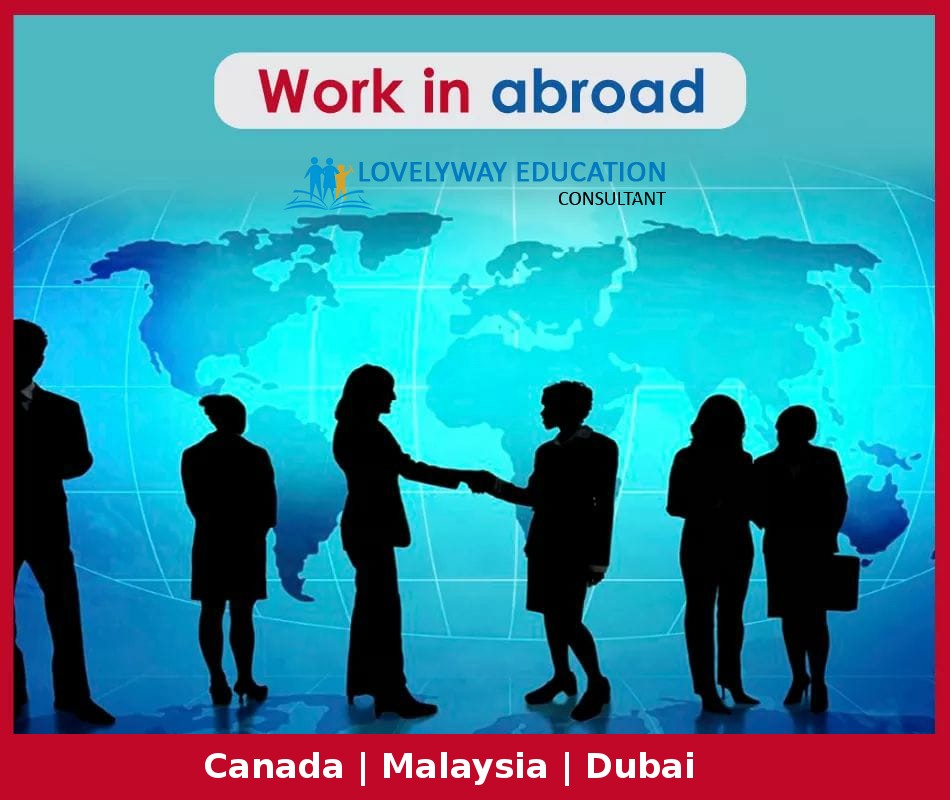 Make The Process of Aboard Work Visa Easy